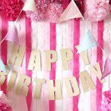 可愛い♪フォトブースの作り方〜誕生日や記念日に素敵な写真を残そう!