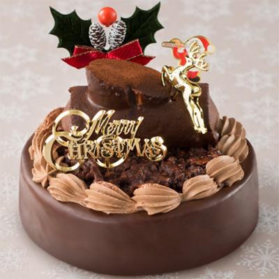 ガナッシュノエル(アルデュール) 大丸松坂屋のクリスマスケーキ