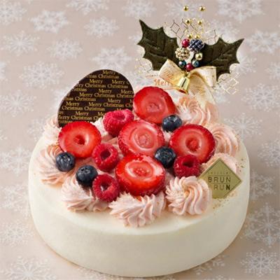 マニフィック・ノエル(ブランブリュン) 大丸松坂屋のクリスマスケーキ