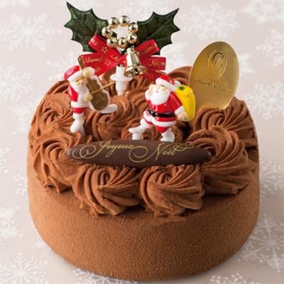 ノエルアプソリュ(パティスリー グレゴリー・コレ) 大丸松坂屋のクリスマスケーキ