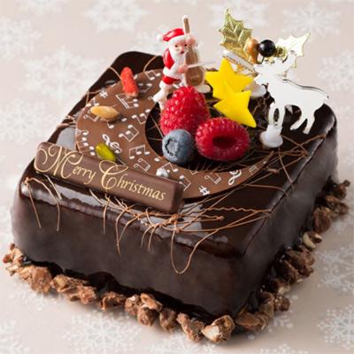メロディークリスマス(パティスリーナトゥーラ) 大丸松坂屋のクリスマスケーキ