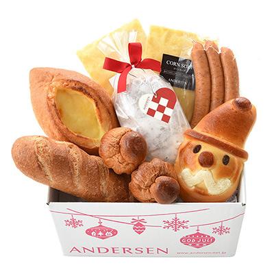 アンデルセン クリスマスのお楽しみセット