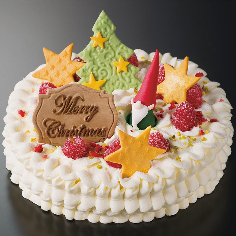 森のクリスマス(アニバーサリー) 大丸松坂屋 クリスマスケーキ