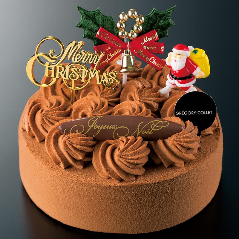 ラベイユドノエル(パティスリー グレゴリー・コレ) 大丸松坂屋 クリスマスケーキ