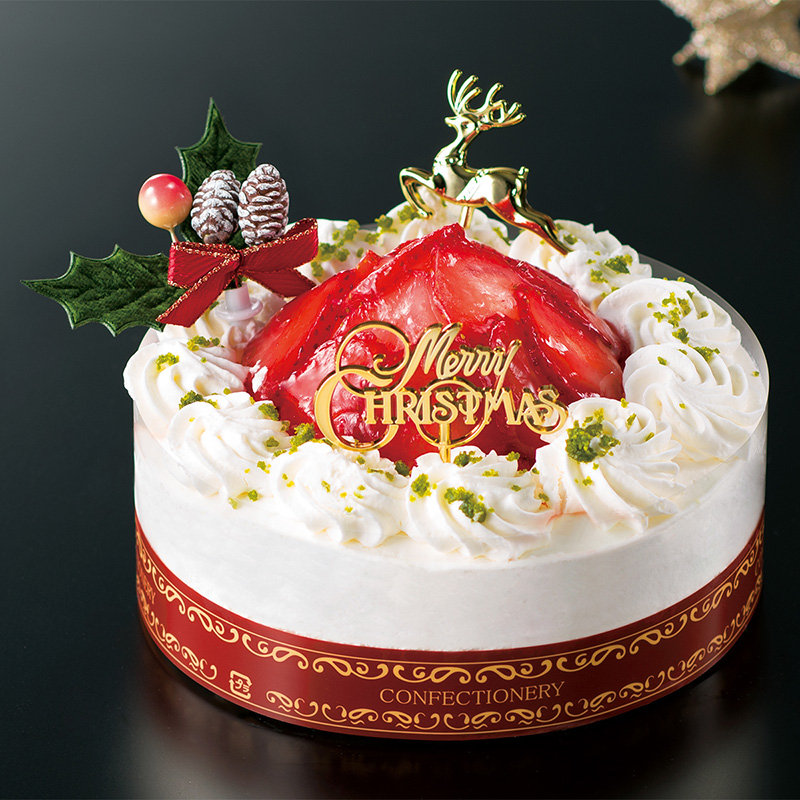 苺のクリスマスケーキ(アルデュール)