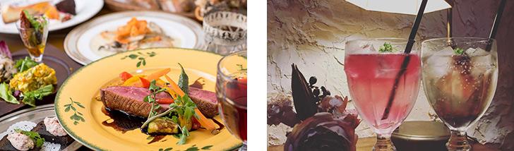 東京都・明治神宮前/フレンチ bistro & cafe La ChouChouの料理