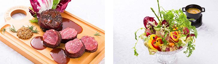 東京都・明治神宮前/イタリアン RISTORANTE VENIRE VENIRE(リストランテ ベニーレ ベニーレ)の料理