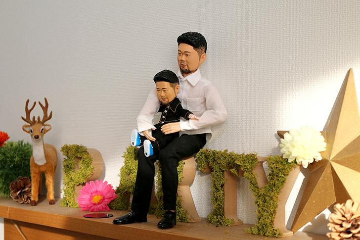 世界にひとつだけのオリジナル人形 マイフィギュア マイアクションフィギュア11cmタイプ