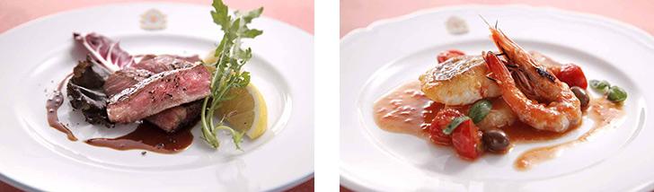 東京都・外苑前/イタリアン RISTORANTE SABATINI 青山(リストランテ・サバティーニ)の料理