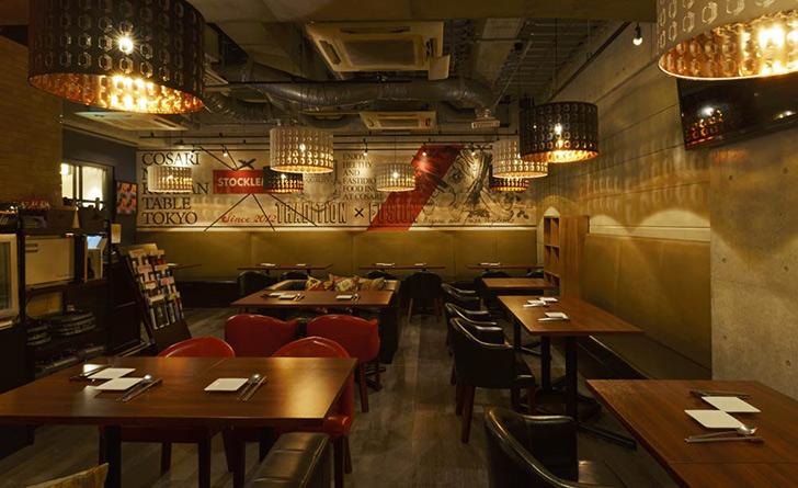 東京都・表参道/韓国料理 COSARI NEW KOREAN TABLE TOKYO(コサリ ニューコリアンテーブル)