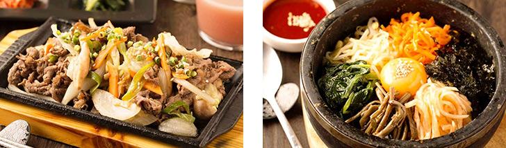 東京都・表参道/韓国料理 COSARI NEW KOREAN TABLE TOKYO(コサリ ニューコリアンテーブル)の料理