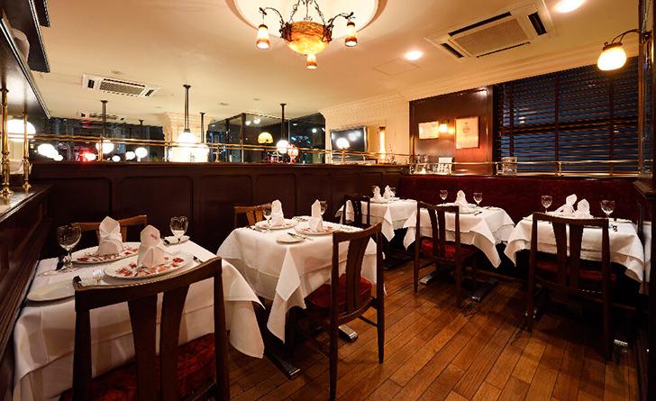 東京都・表参道/フレンチ cafe et restaurant FiGARO(カフェレストラン フィガロ)