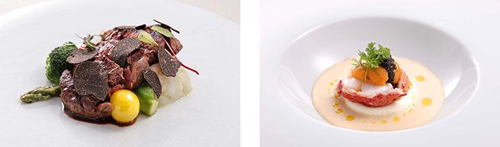 東京都・表参道/フレンチ restaurant REIMS YANAGIDATE(レストラン・ランス・ヤナギダテ)の料理