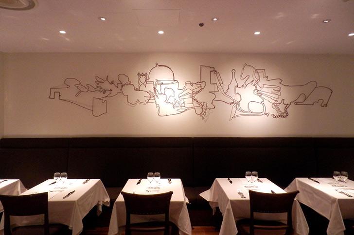 渋谷で人気のレストランディナーランキング 10位