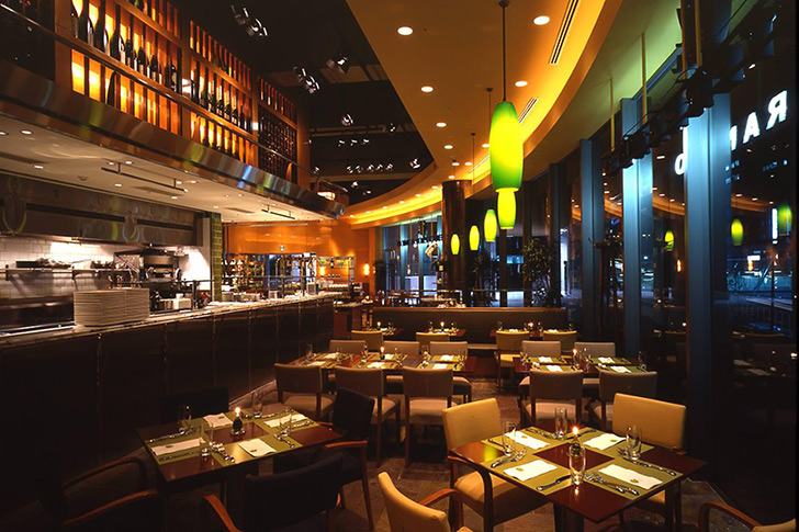 渋谷で人気のレストランディナーランキング 2位