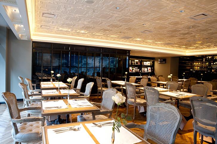 渋谷で人気のレストランディナーランキング 8位