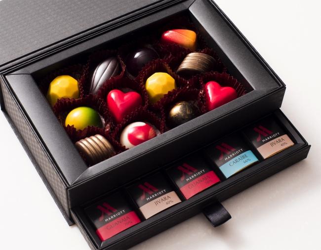 東京マリオットホテル Brilliant Jewel Chocolat