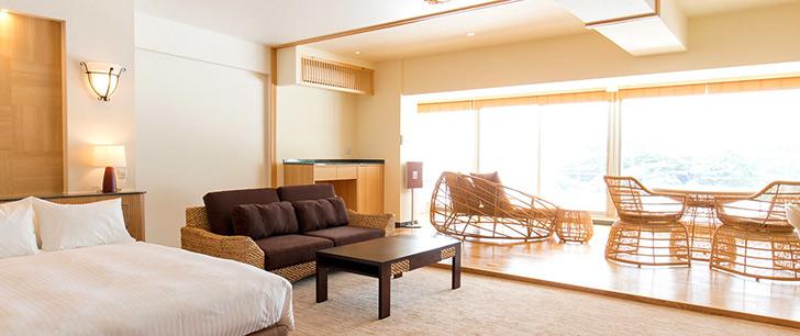 ホテル ふたり木もれ陽(伊東)プレミアムスイート