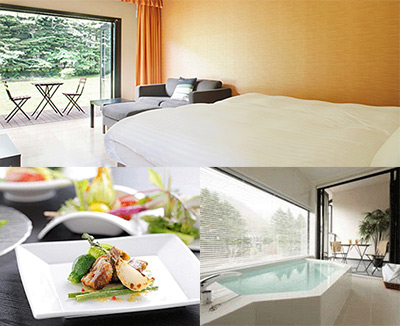 軽井沢ホテル ロンギングハウス(軽井沢)