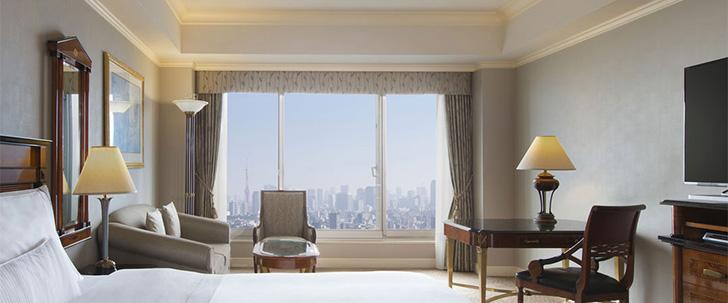 ウェスティンホテル東京(恵比寿) 東京&横浜の素敵な女子会ホテル