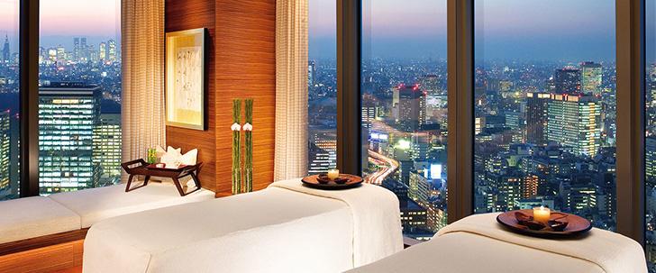 マンダリンオリエンタル東京(日本橋)東京&横浜の素敵な女子会ホテル