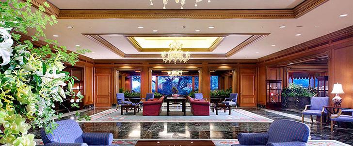 ホテル椿山荘東京(江戸川橋・目白)東京&横浜の素敵な女子会ホテル