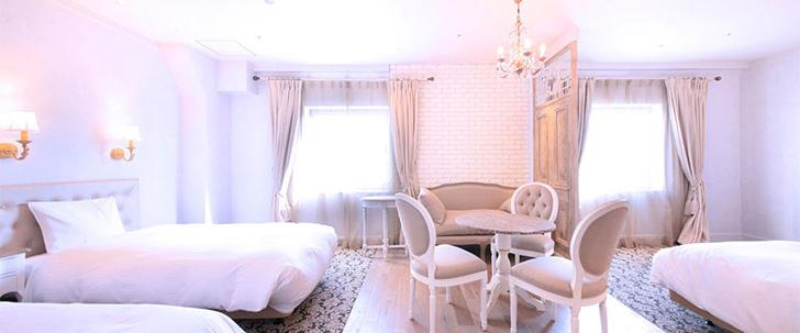 HOTEL PLUMM(横浜) 東京&横浜の素敵な女子会ホテル