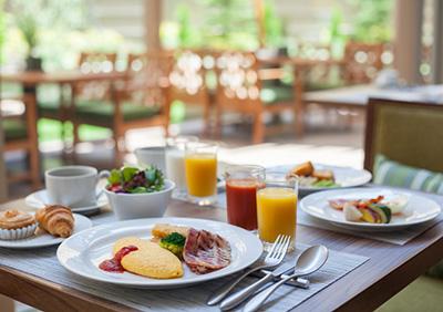 宿泊プランイメージ アメニティも充実!ゆっくり12時レイトアウト&2つのレストランから選べる朝食付きステイ♪