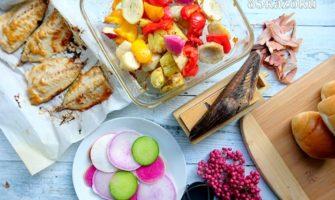 鰹節を使った料理レシピ こどもの日料理