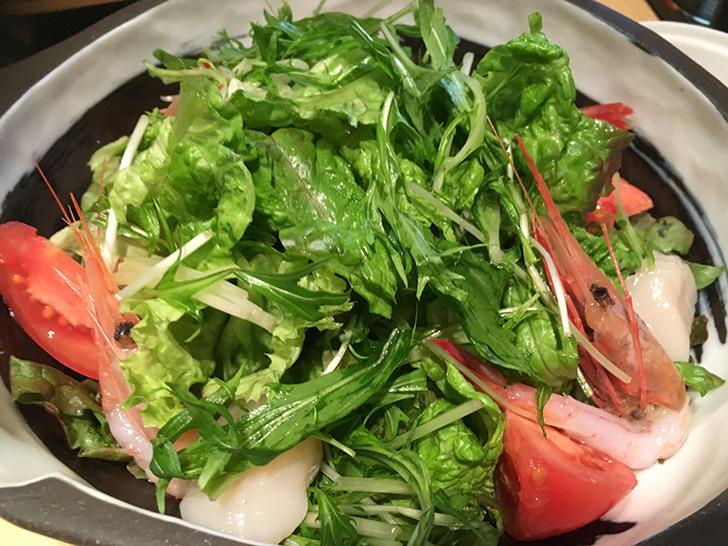 するり 吉祥寺店 コースランチ 【冷菜】鮮魚の和冷菜