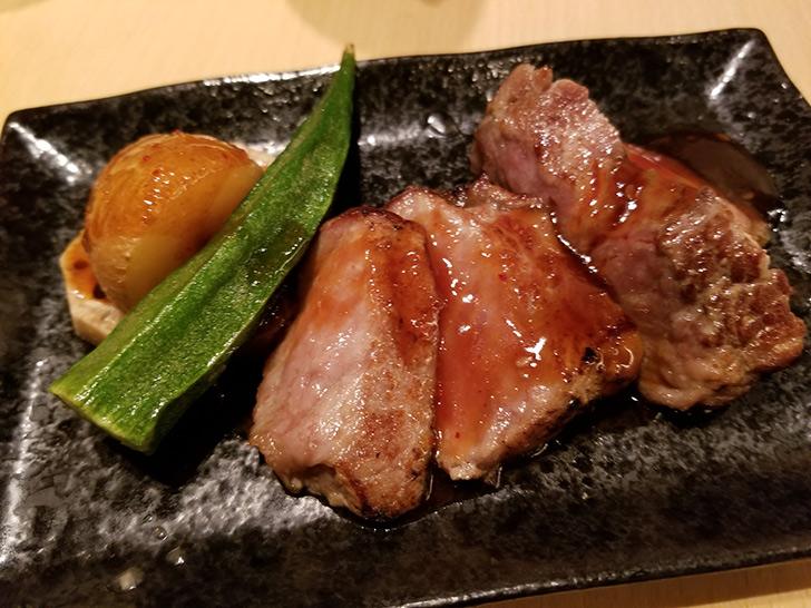 するり 吉祥寺店 コースランチ 【メイン】熟成赤身肉ステーキ
