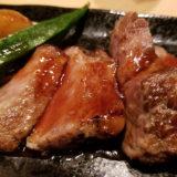 結婚記念日に、肉&うどんが美味い!創作和食ダイニング「するり 吉祥寺店」で子連れランチしました