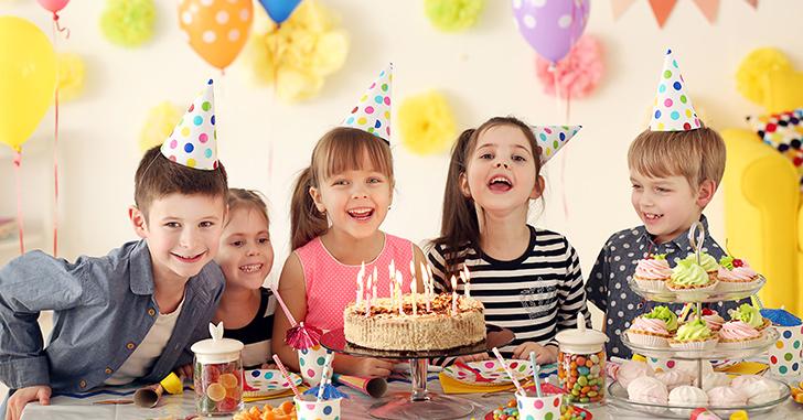 子供の誕生日サプライズ