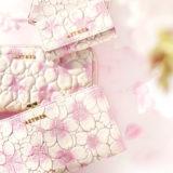 【サクラの女性財布】持つ人を美しく、華やかに。大切なあの人に、エーテルの財布を贈りませんか?