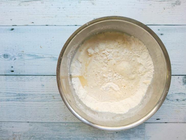 アニマルちぎりパンの作り方