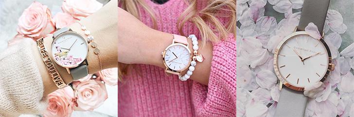 クリスチャンポールの可愛い腕時計
