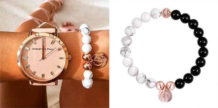 クリスチャンポール 腕時計とブレスレットのペアルックも!