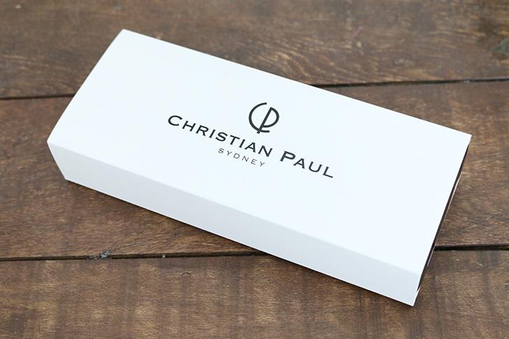 クリスチャンポール腕時計のギフトボックス-1