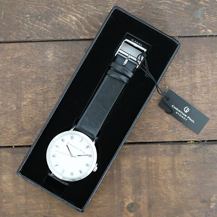 クリスチャンポール腕時計のギフトボックス-5