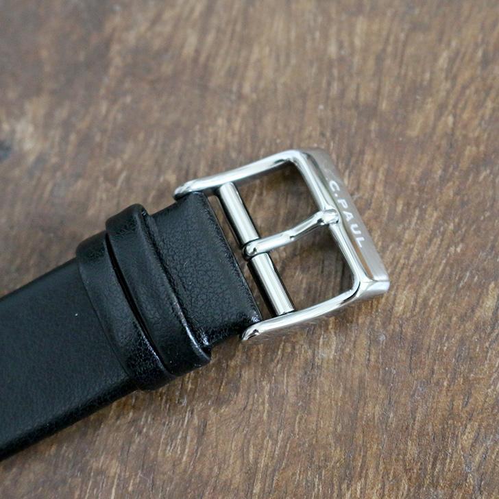 クリスチャンポール腕時計 ラグゼコレクション S003BKSV 43mm 商品レビュー 口コミ-3
