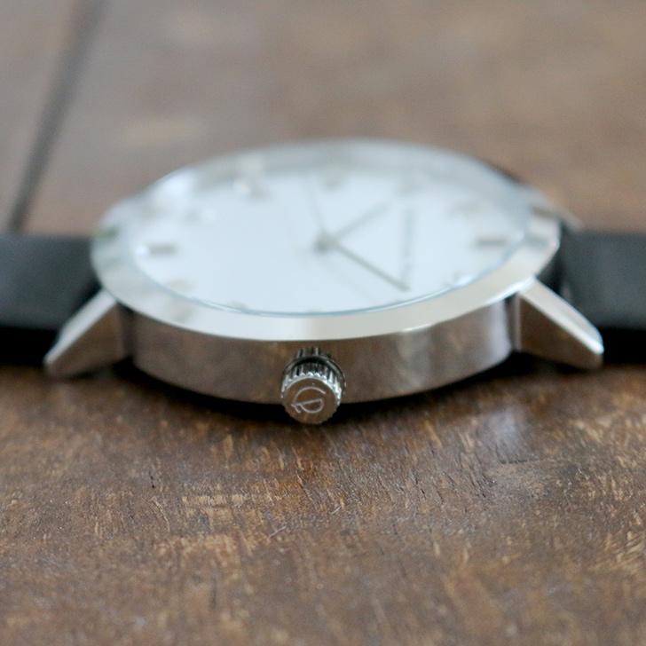 クリスチャンポール腕時計 ラグゼコレクション S003BKSV 43mm 商品レビュー 口コミ-4