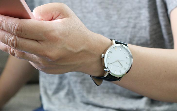 クリスチャンポール腕時計 ラグゼコレクション S003BKSV 43mm 商品レビュー 口コミ-11