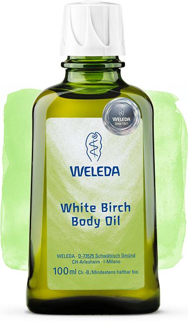 White Birch Body Oil ホワイトバーチ ボディオイル