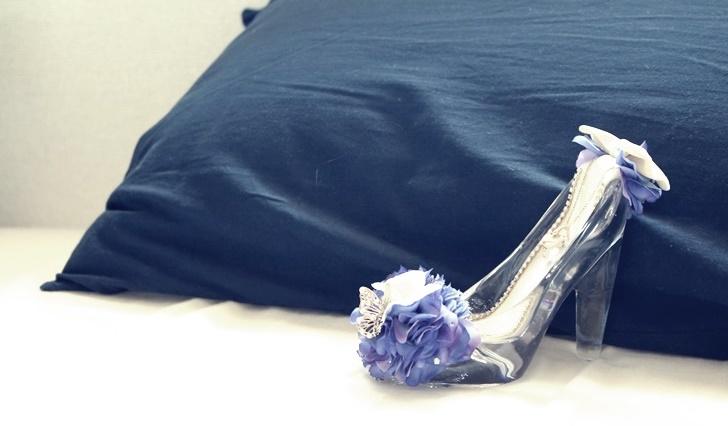 ガラスの靴 彼女が感動する渡し方