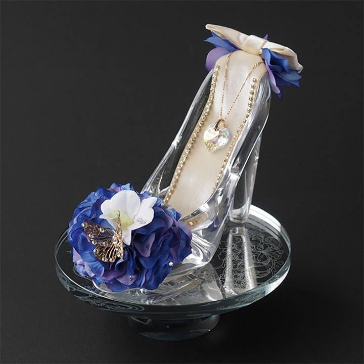シンデレラのガラスの靴(夏限定オーシャンブルー)