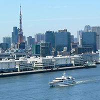 シンフォニー東京湾クルーズ ランチクルーズプラン