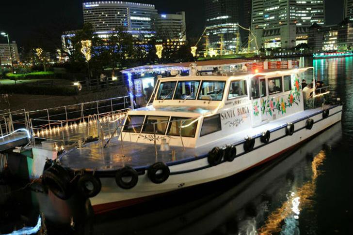 京浜フェリーボート