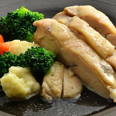 のと竹炭塩鶏セット