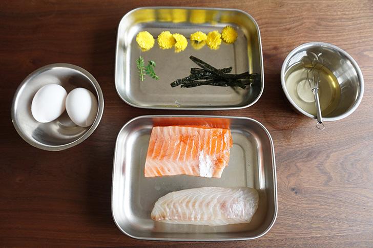 手まり寿司 作り方 レシピ 材料