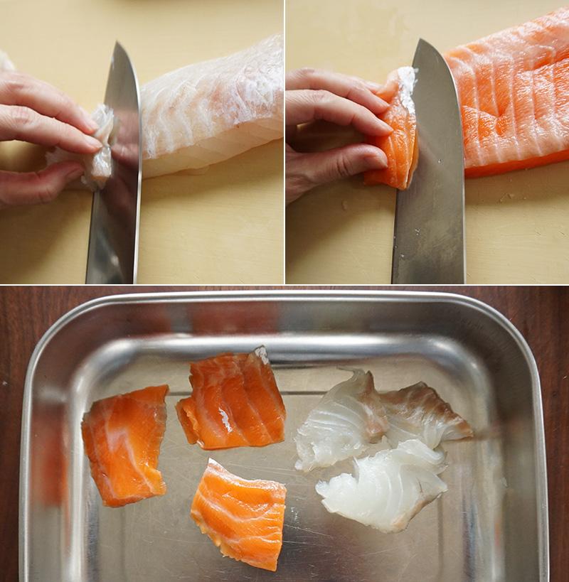 手まり寿司 作り方 レシピ